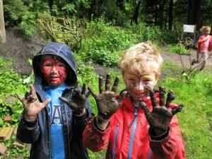 Muddy-Hands